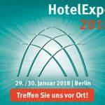 Treffen Sie Martens & Prahl HOGA PROTECT auf der Hotel Expo 2018 in Berlin